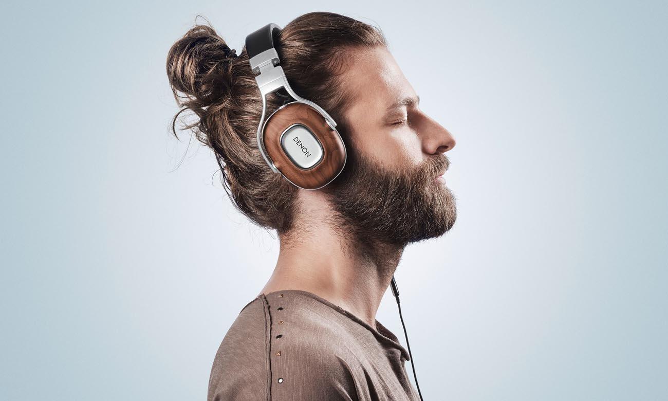 Słuchawki Denon AH-MM400 z brzmieniem najwyższej jakości