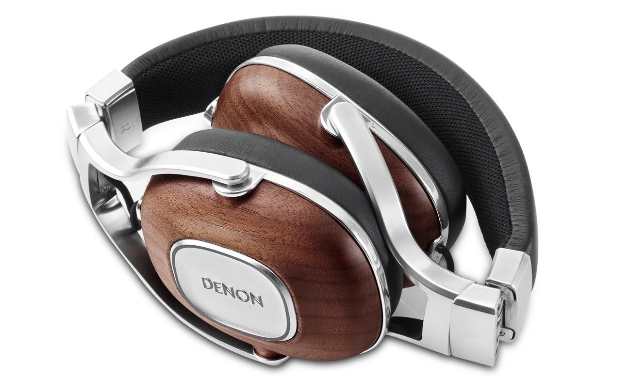 Perfekcyjnie dopasowane słuchawki Denon AH-MM400
