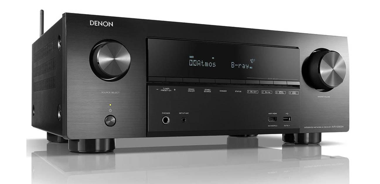 Amplituner Denon AVR-X2600H