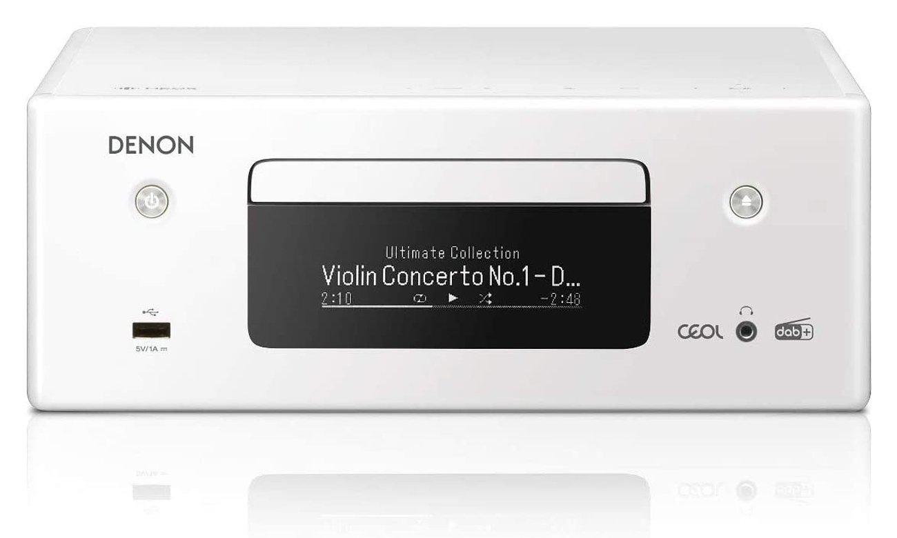 Denon CEOL N11 DAB z wysokiej klasy dźwiękiem