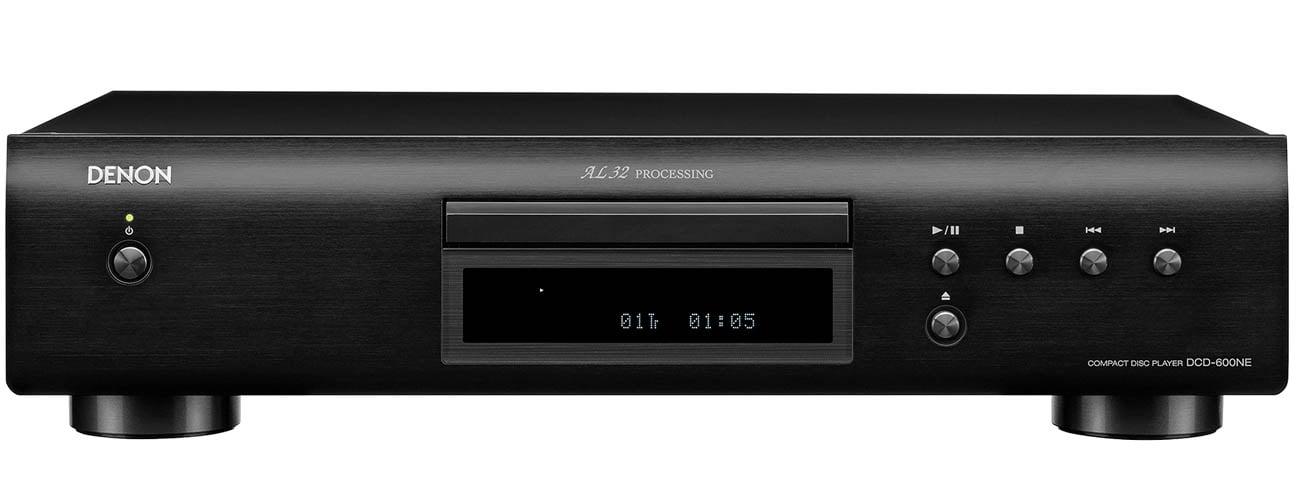 Odtwarzacz CD Denon DCD-600NE Czarny