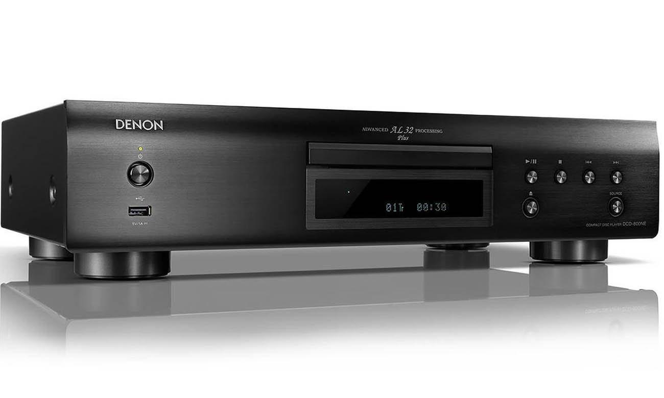 Technologia Denon Advanced AL32 Processing Plus