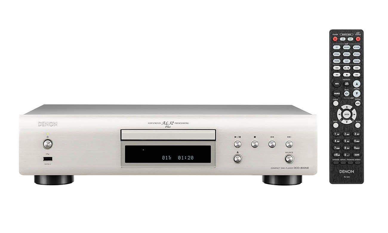 Odtwarzacz CD Denon DCD-800NE Silver