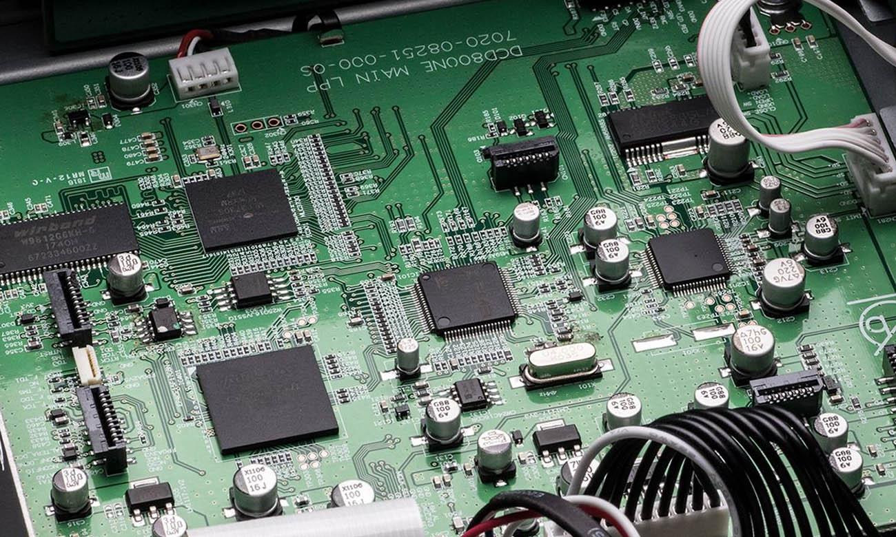 Tryb Pure Direct w odtwarzaczu Denon DCD-800NE Silver