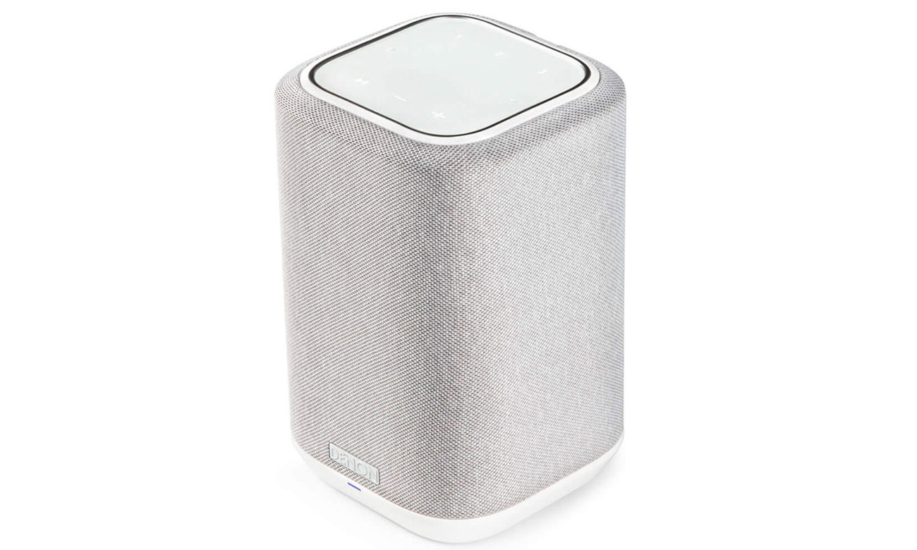 Sterowanie głosowe i dotykowe w głośniku Denon Home 150