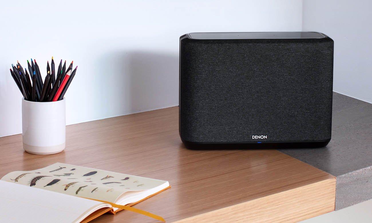 Niezawodne połączenie bezprzewodowe w głośniku Denon Home 250