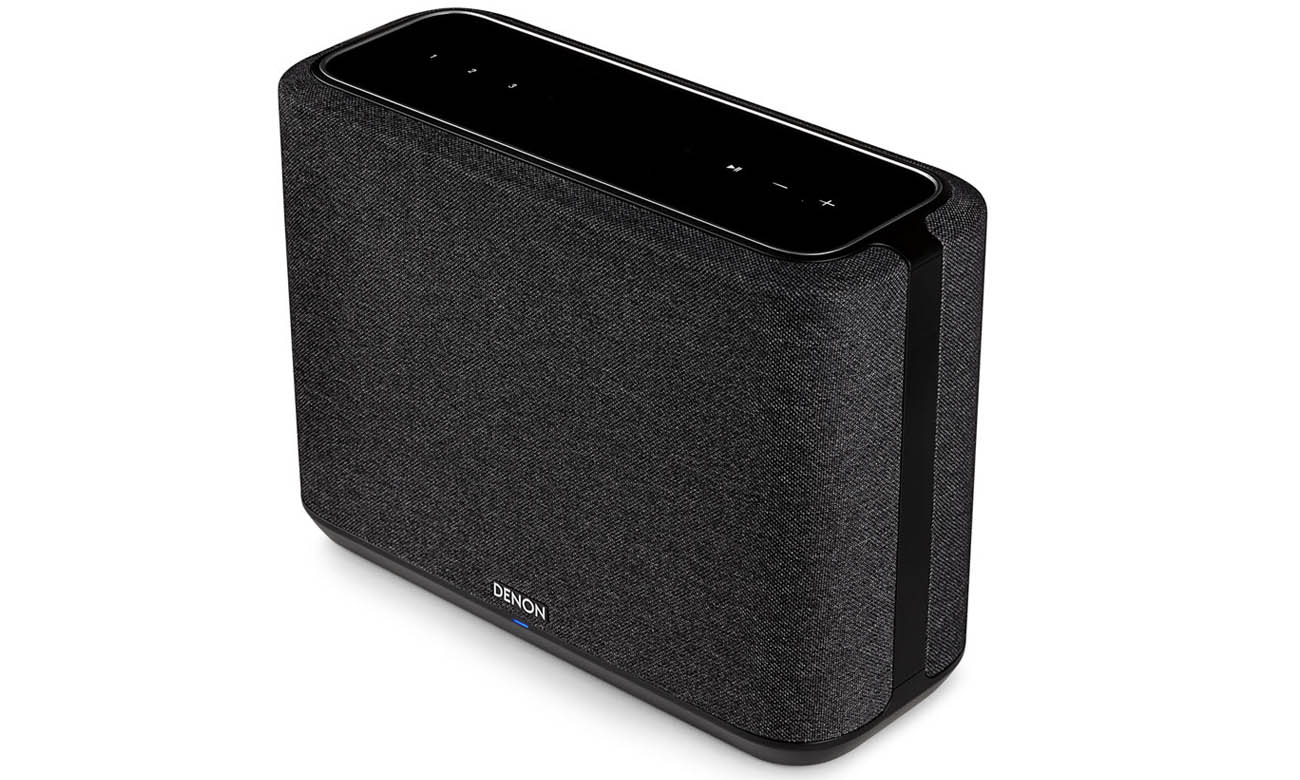 Sterowanie głosowe i dotykowe w głośniku Denon Home 250