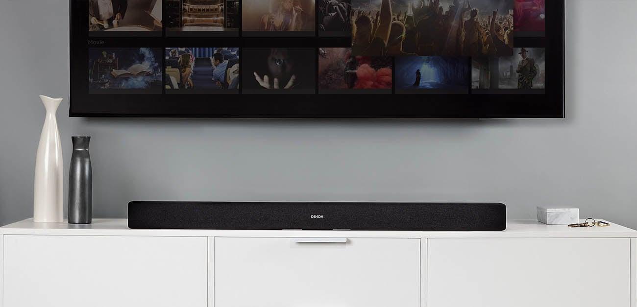 Soundbar Denon DHT-S216 z modułem Bluetooth