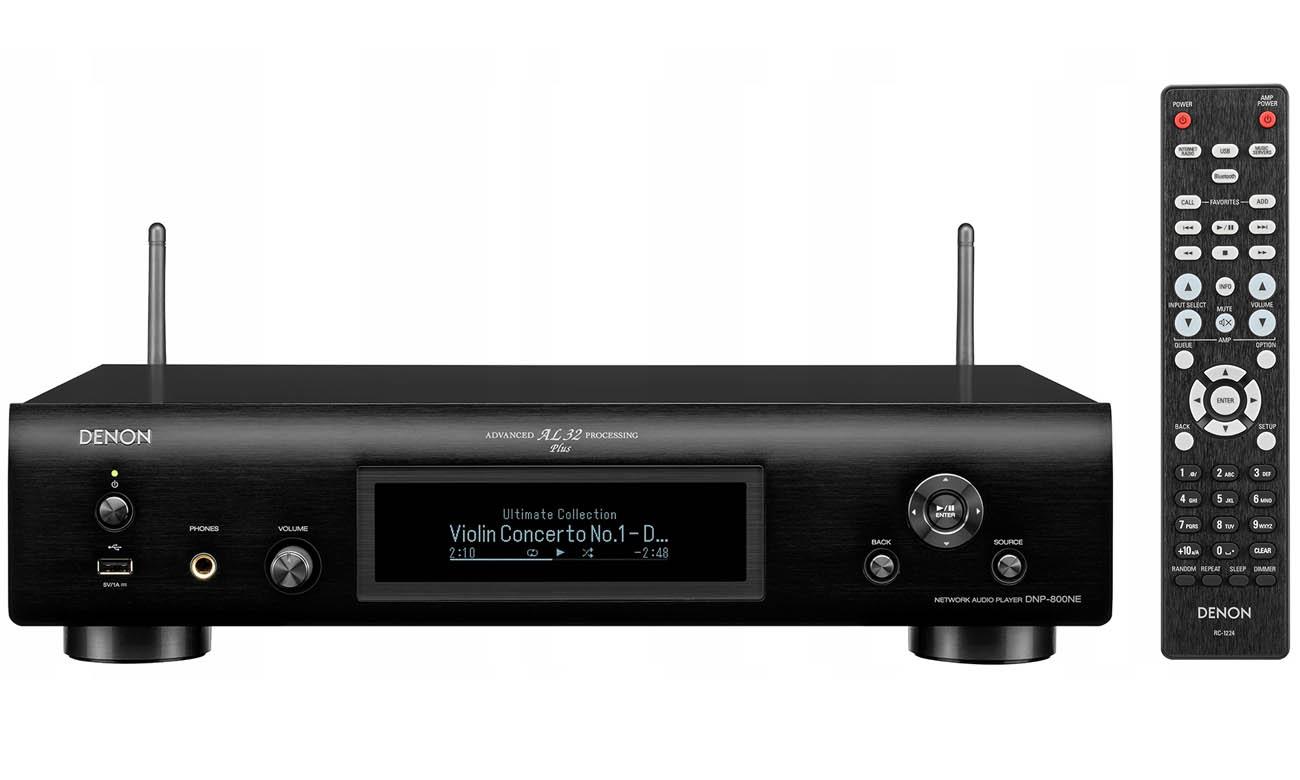 Odtwarzacz Sieciowy Denon DNP-800NE Black