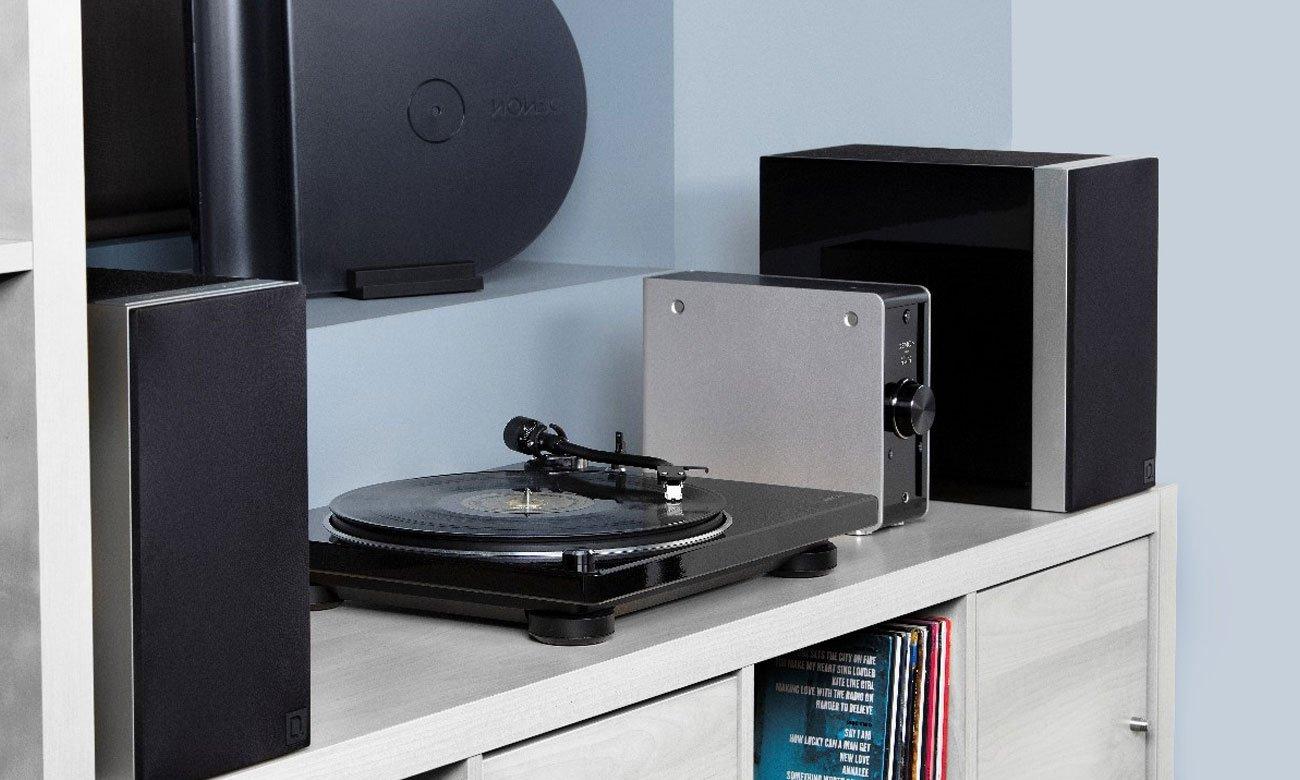 Korektor Phono w gramofonie Denon DP-400