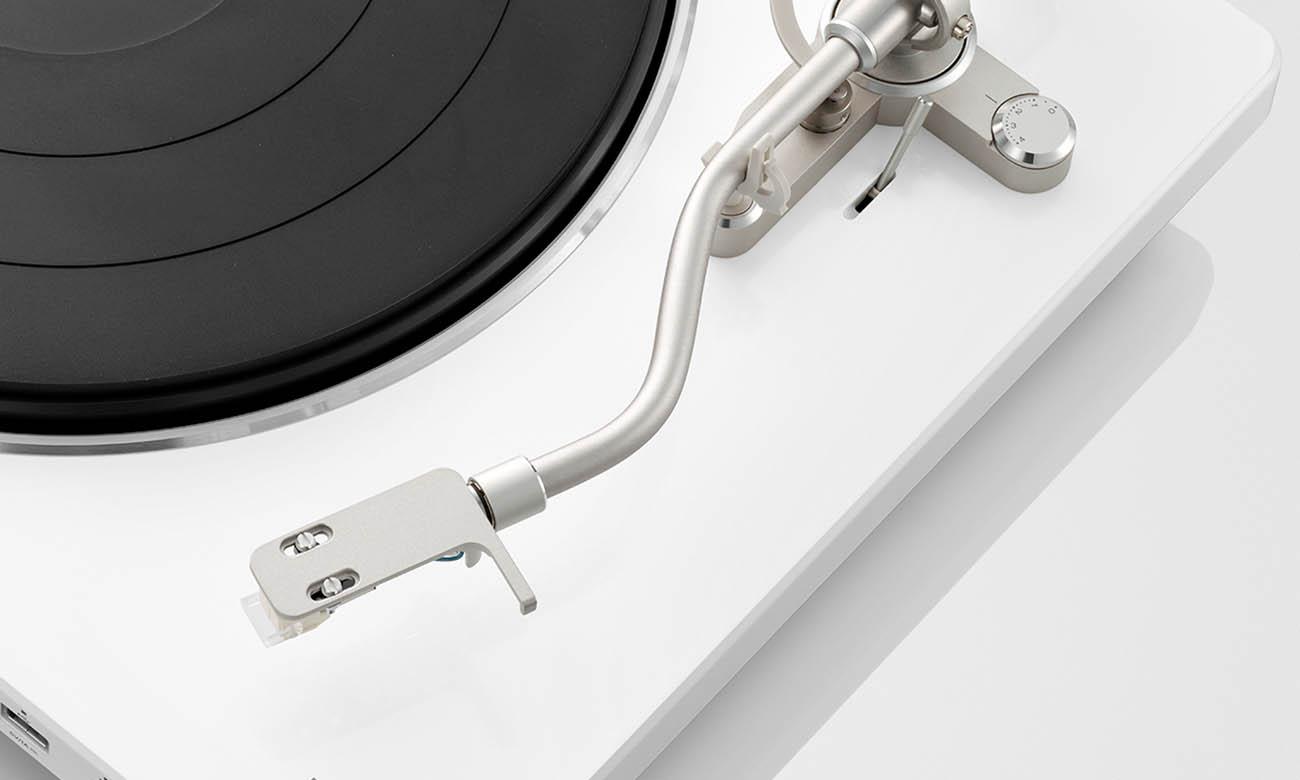 Gramofon Hi-Fi Denon DP-450USB Biały