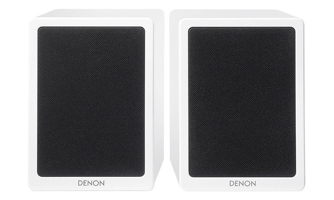 Kolumny głośnikowe Denon SCN-4 białe