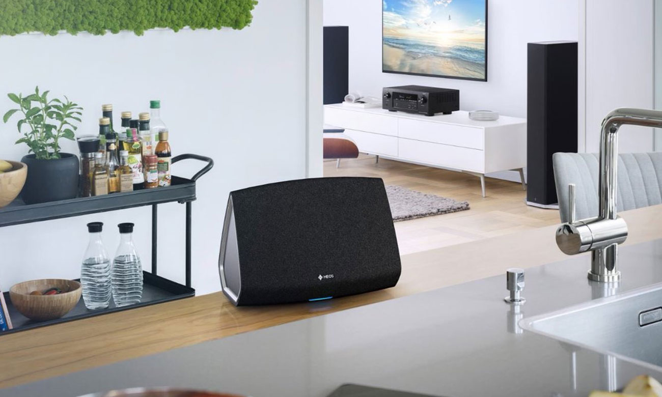 Denon HEOS 5 HS2 wysoka jakość dźwięku