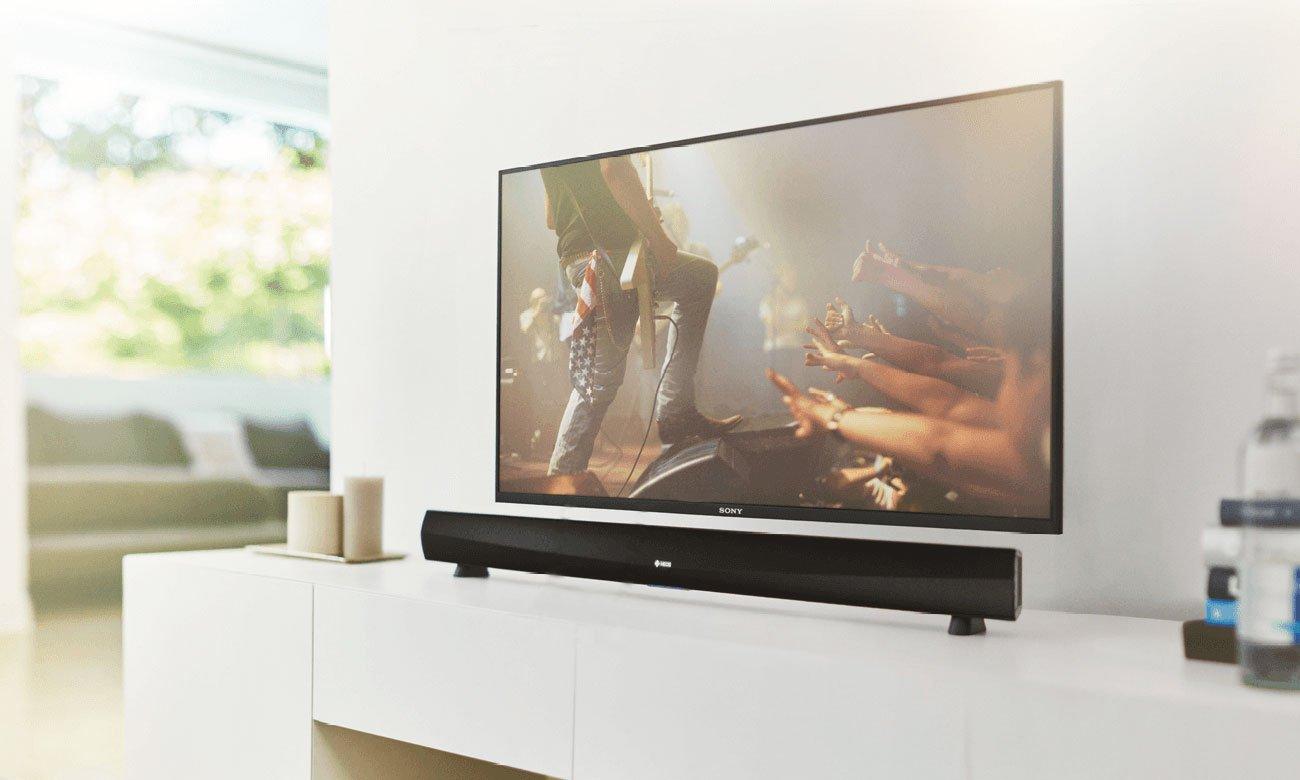 denon heos home cinema soundbary sklep komputerowy x. Black Bedroom Furniture Sets. Home Design Ideas