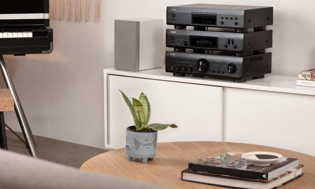 Sekcja gramofonowa Phono MM oraz MC