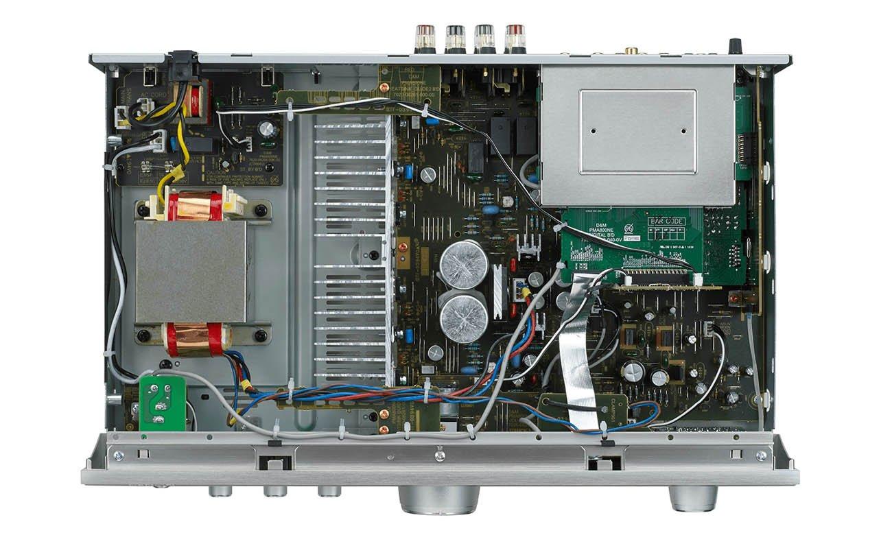 Komponenty najwyższej klasy Denon PMA-800NE Silver