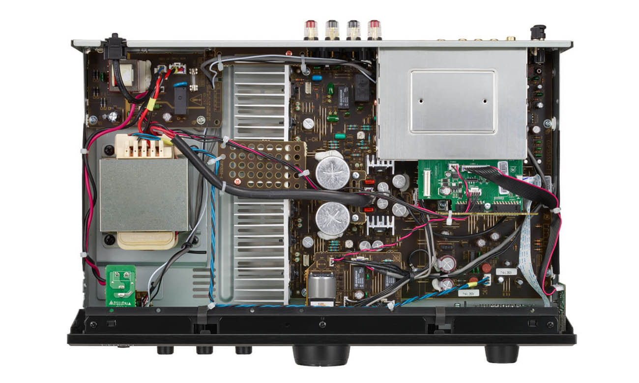 Komponenty najwyższej klasy Denon PMA-600NE Silver