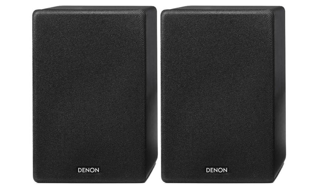 AKolumny stereo Denon SCN-10 czarne para