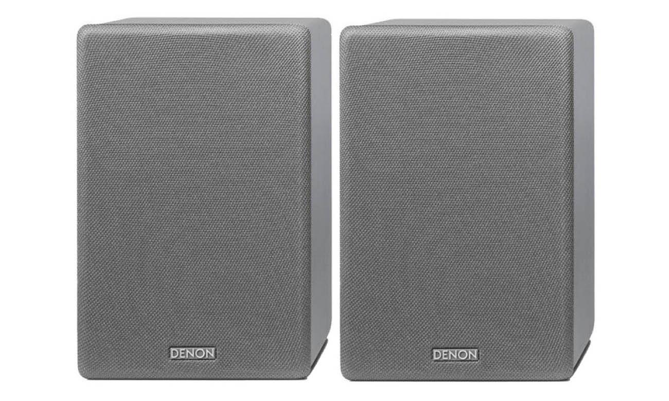 AKolumny stereo Denon SCN-10 szare para