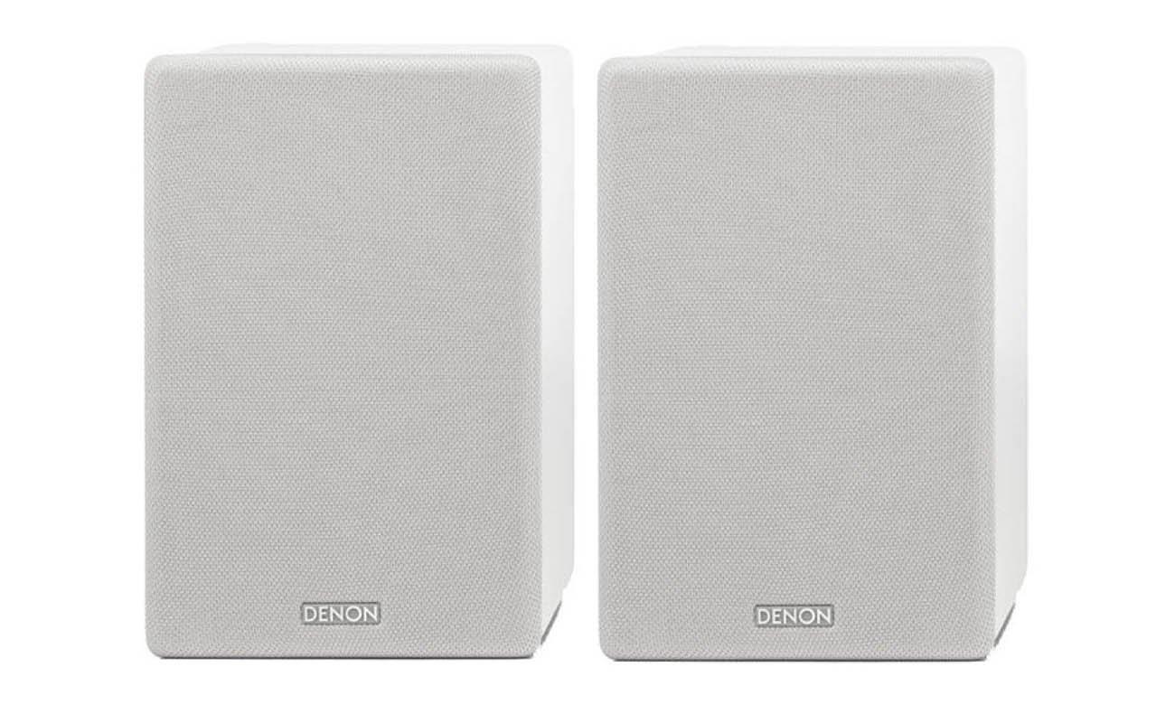 Kolumny stereo Denon SCN-10 Biały para