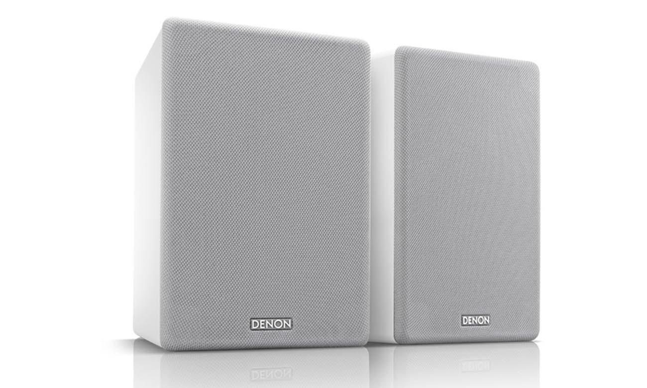 AKolumny stereo Denon SCN-10 Biały para