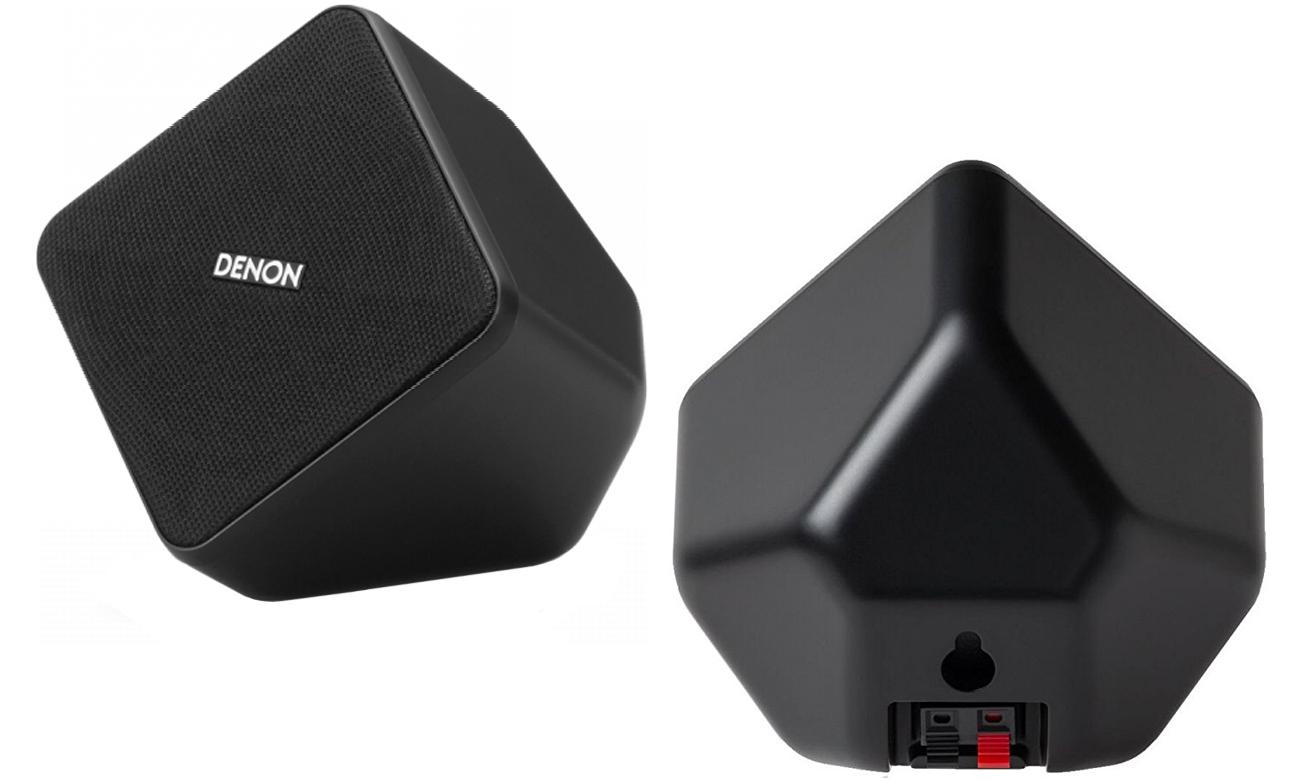 5 głośników satelitarnych w zestawie SYS-2020 Denon