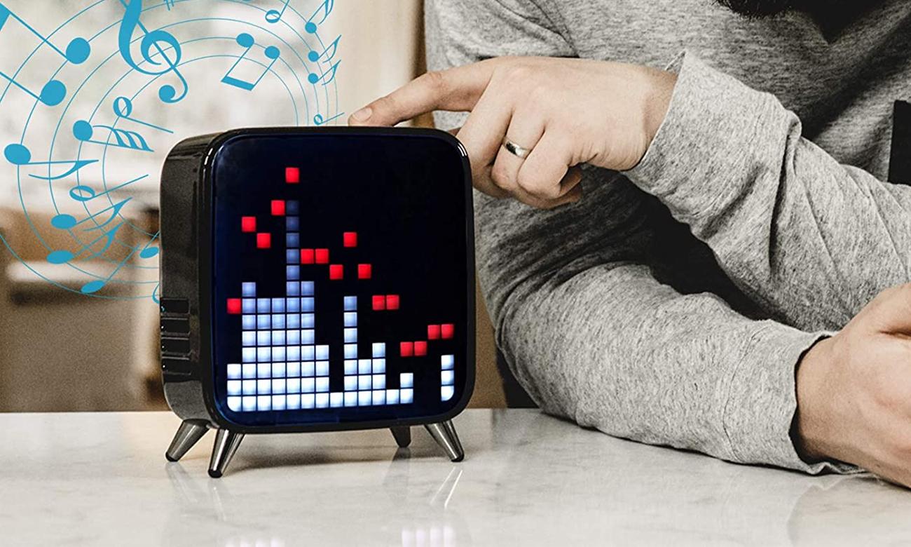 Głośnik bezprzewodowy Divoom Timebox EVOO