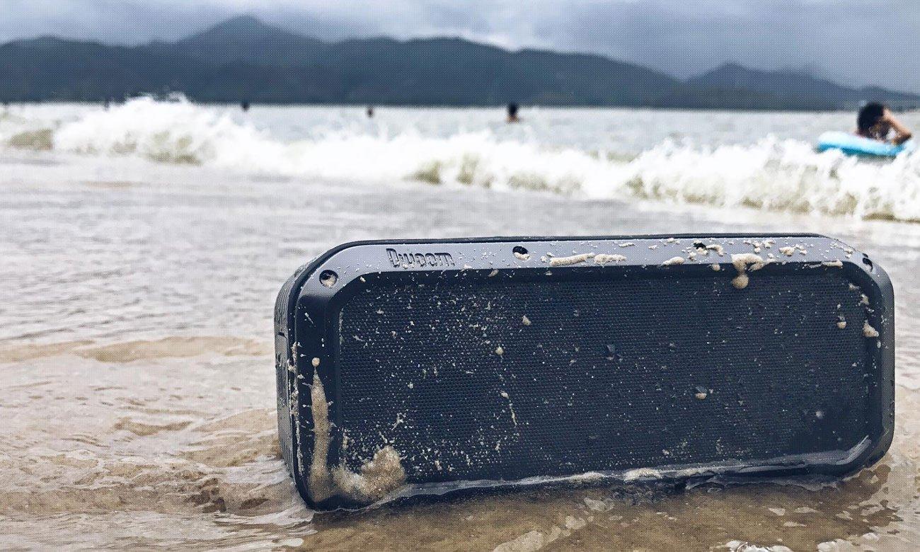 Głośnik Bluetooth odporny na wodę Divoom VoomBox POWER