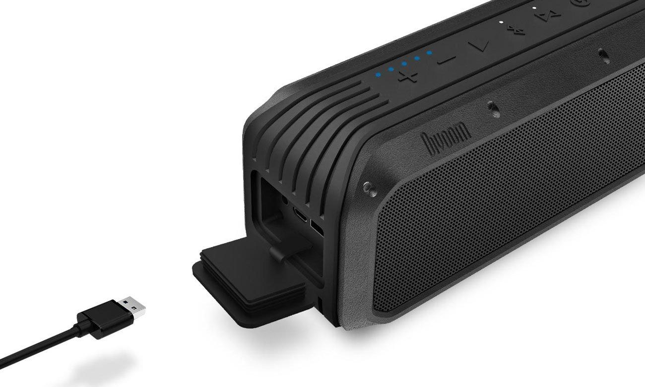 Akumulator w głośniku przenośnym Divoom VoomBox POWER