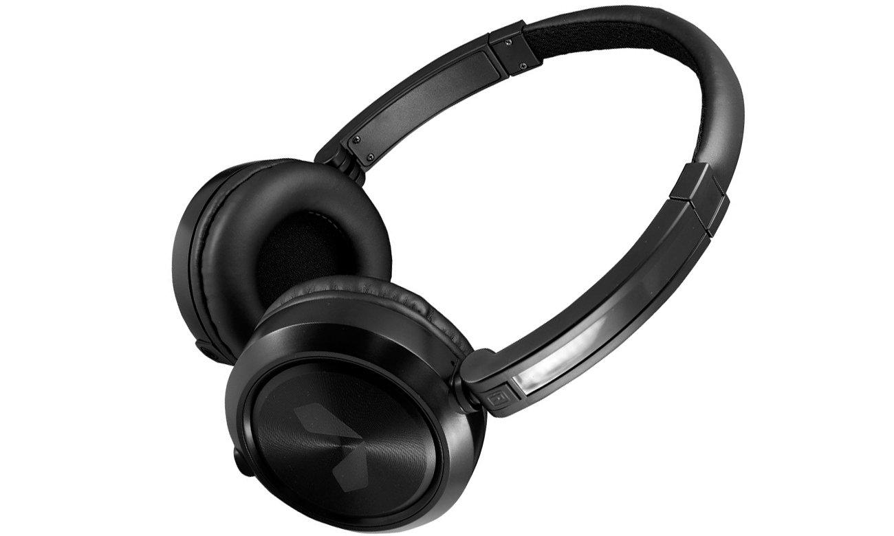 Słuchawki przewodowe Encore RockMaster LIVE czarne