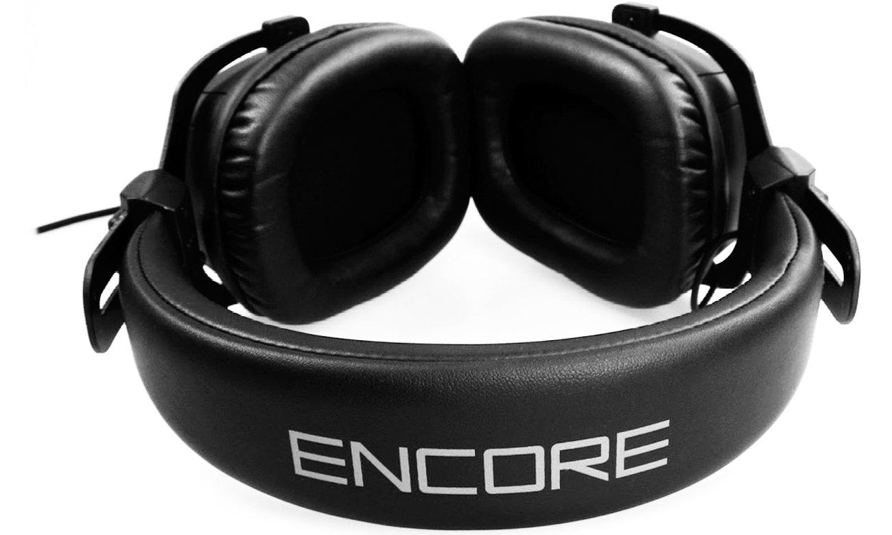 Wysoka jakość dźwięku dzięki słuchawkom Encore RockMaster OE