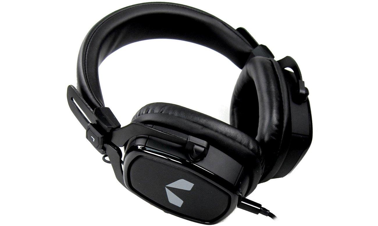 Słuchawki przewodowe Encore RockMaster OE czarne