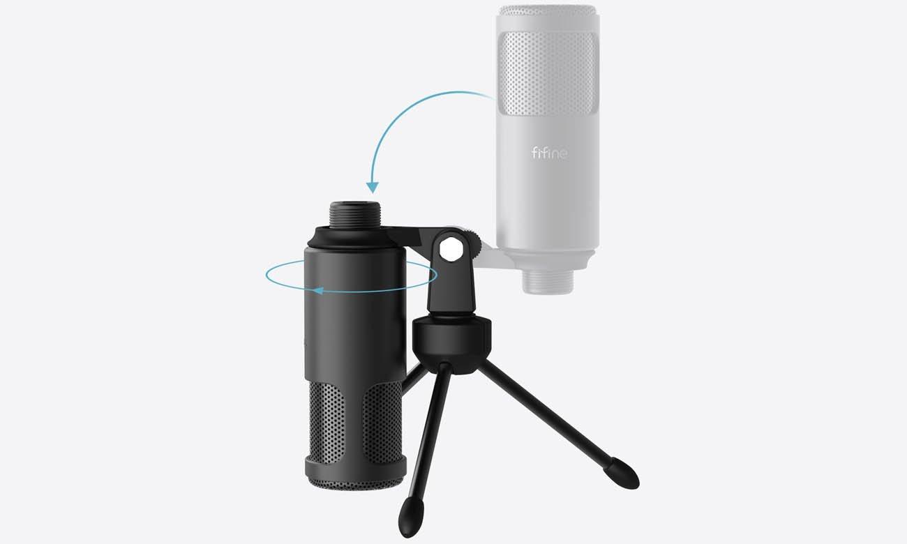 Mikrofon do PS4 Fifine F0 USB