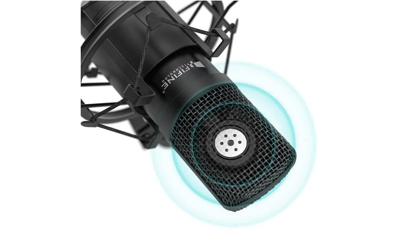 Mikrofon pojemnościowy Fifine T730 USB