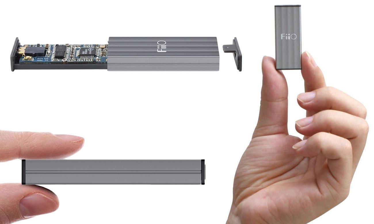 Kompaktowy konwerter cyfrowo-analogowy DAC FiiO K1
