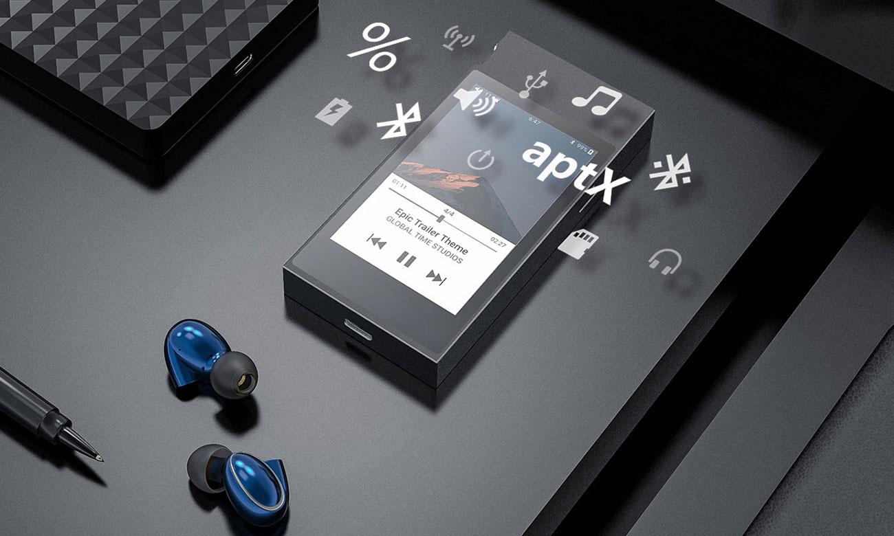 Odtwarzacz przenośny FiiO M7 z Hi-Res Audio