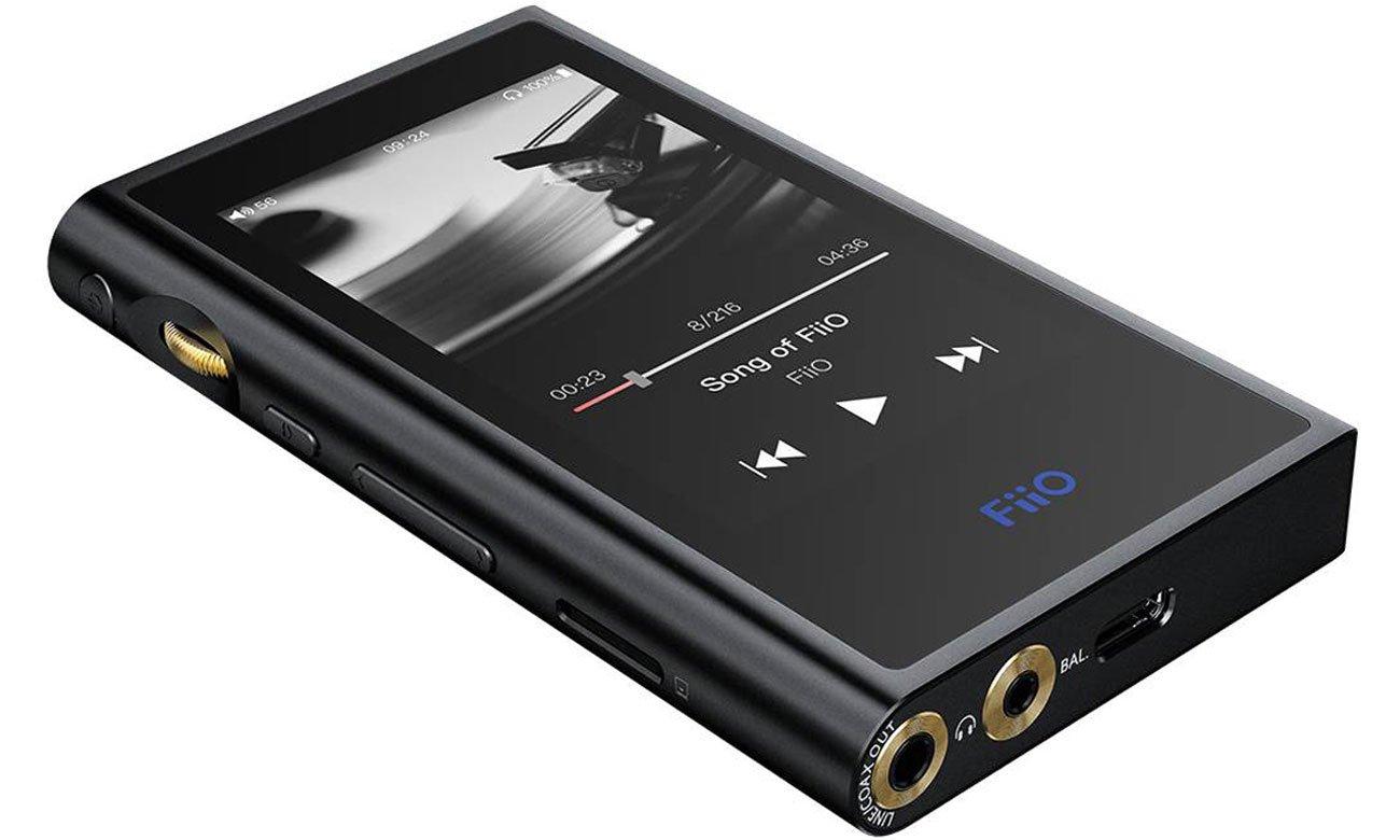 Wysokiej jakości odtwarzacz plików cyfrowych FiiO M9