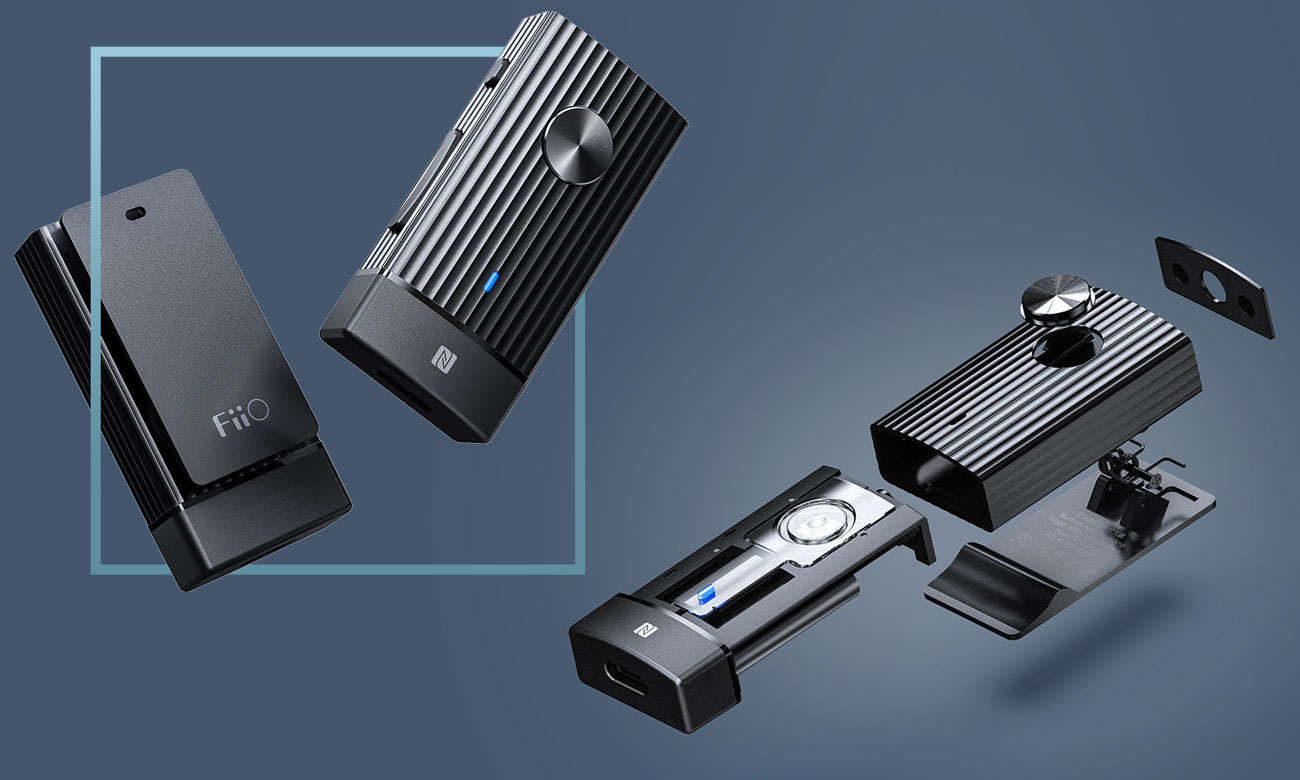 Adapter Bluetooth do słuchawek FiiO BTR1K
