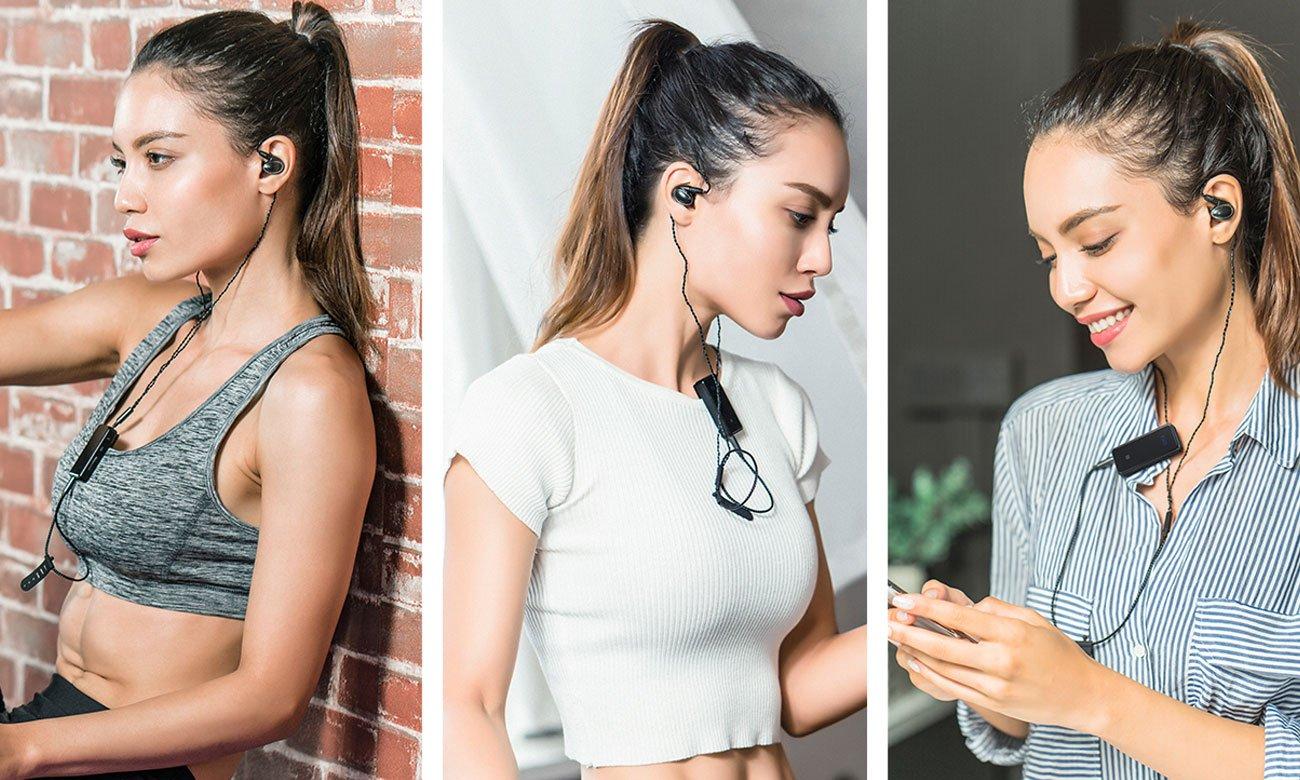 Słuchawkowy adapter Bluetooth z NFC FiiO BTR3