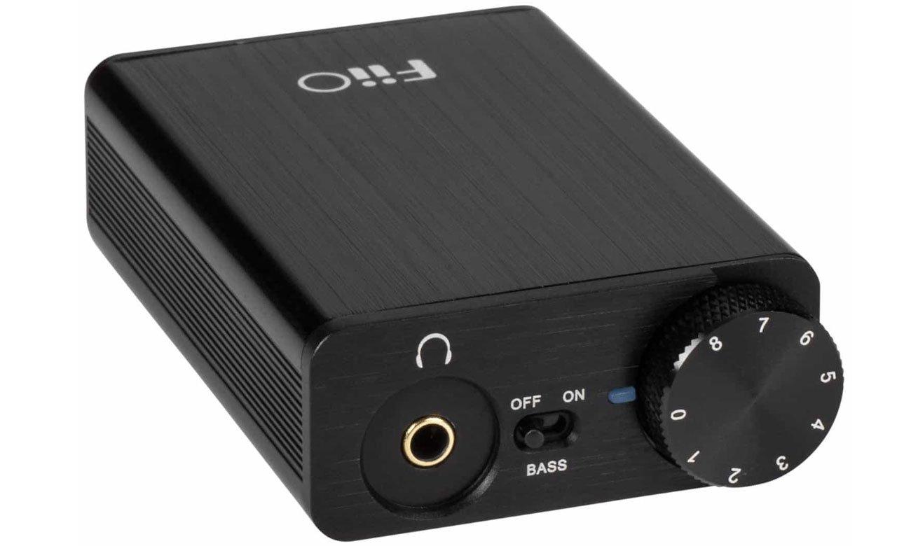Wzmacniacz cyfrowo-analogowy do domu FiiO E10K