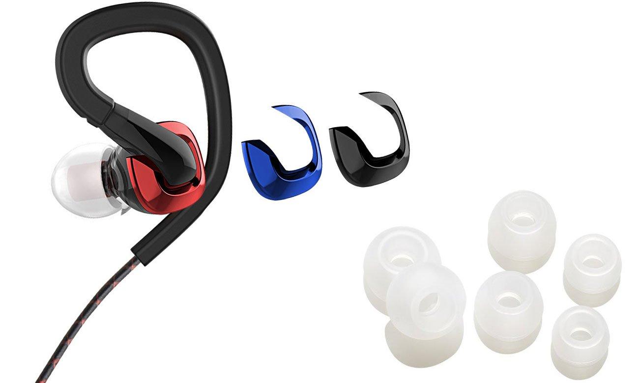 Akcesoria do słuchawek FiiO F3