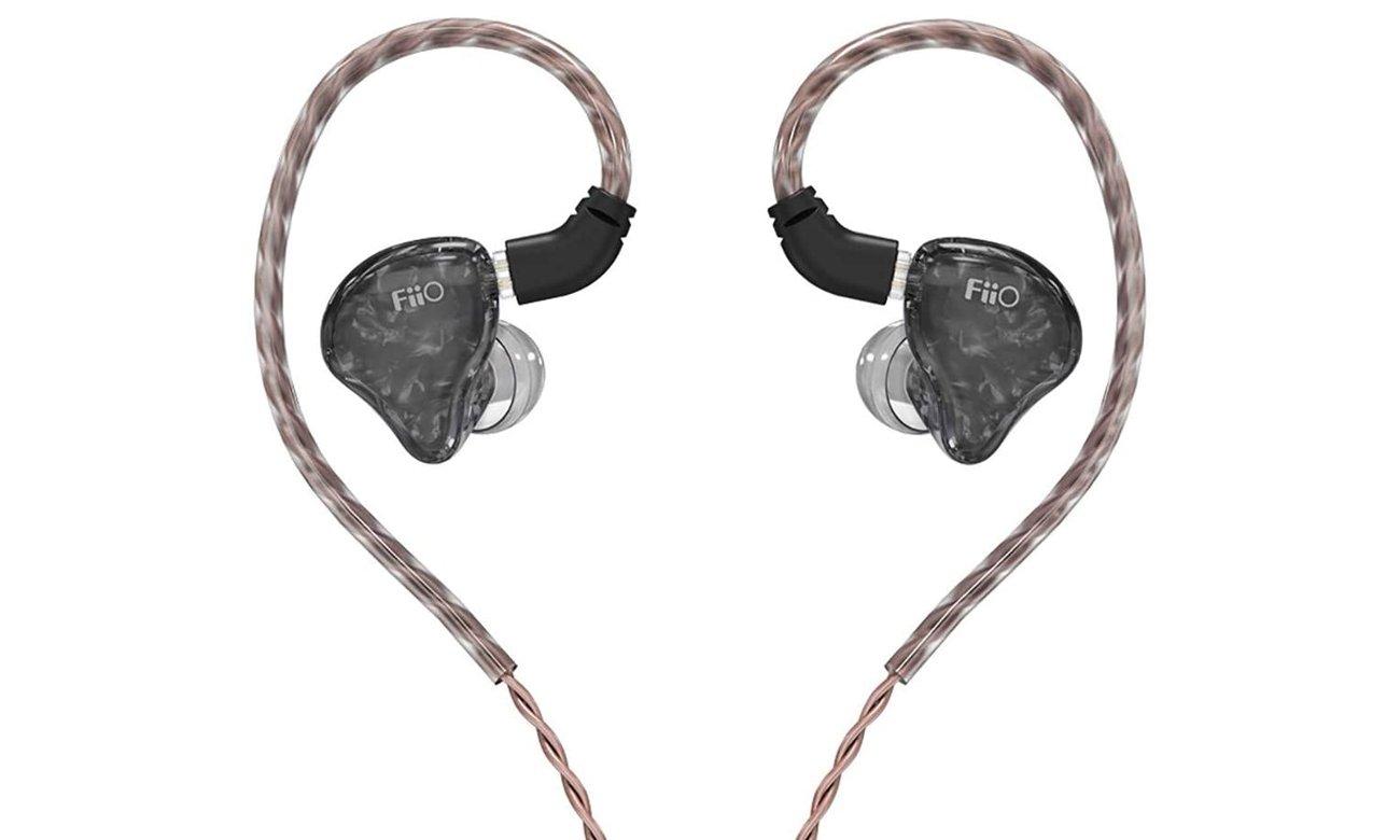 Słuchawki dokanałowe FiiO FH1S
