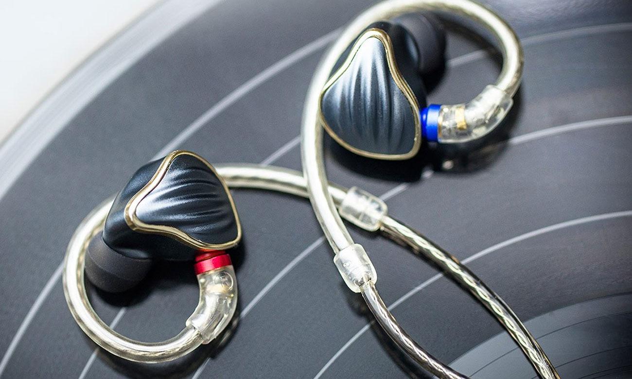 Innowacyjna konstrukcja słuchawek dokanałowych FiiO FH5