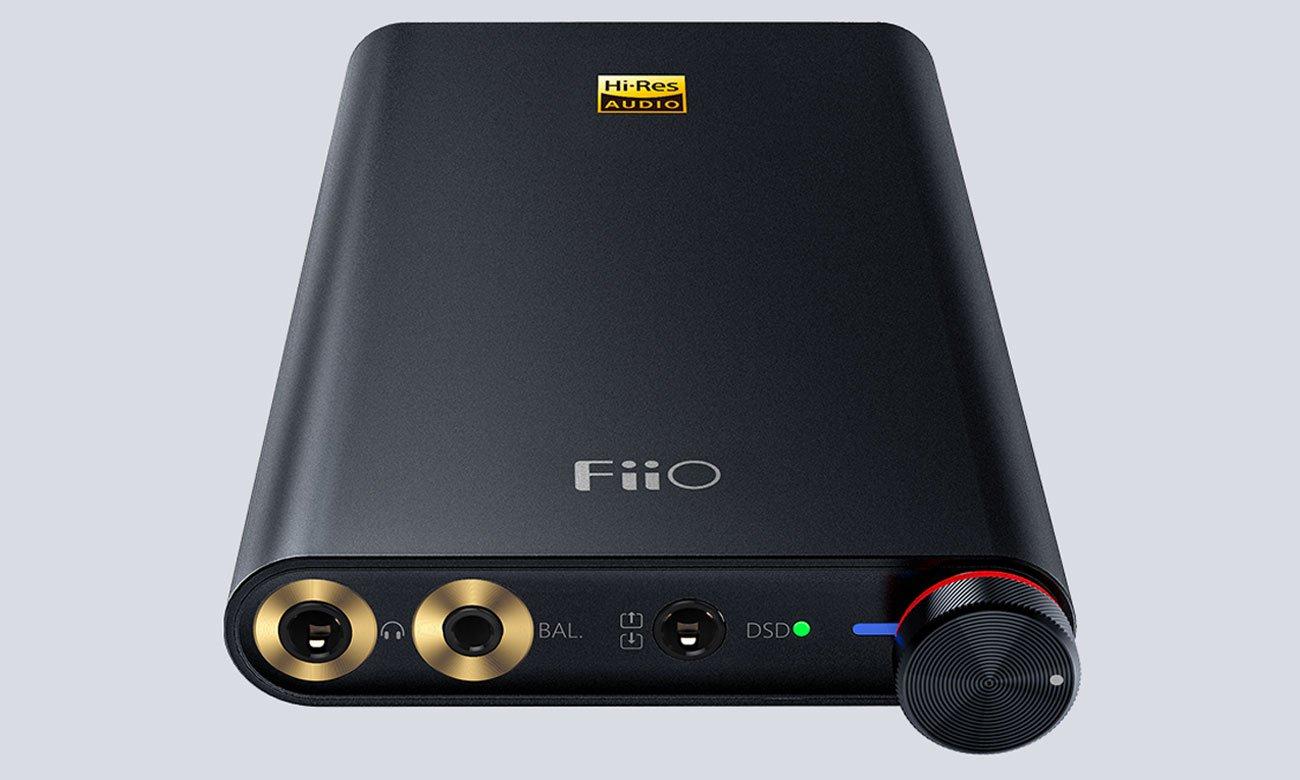 Wzmacniacz słuchawkowy i natywny DAC FiiO Q1 MKII