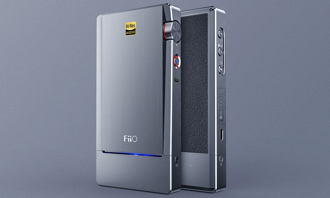Wzmacniacz słuchawkowy i natywny DAC FiiO Q5