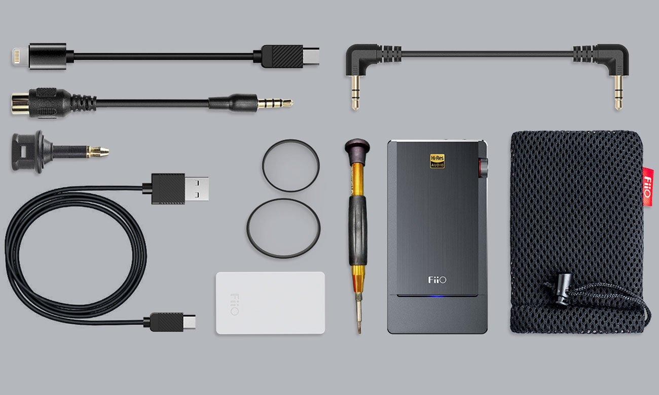 FiiO Q5 współpraca z innymi urządzeniami