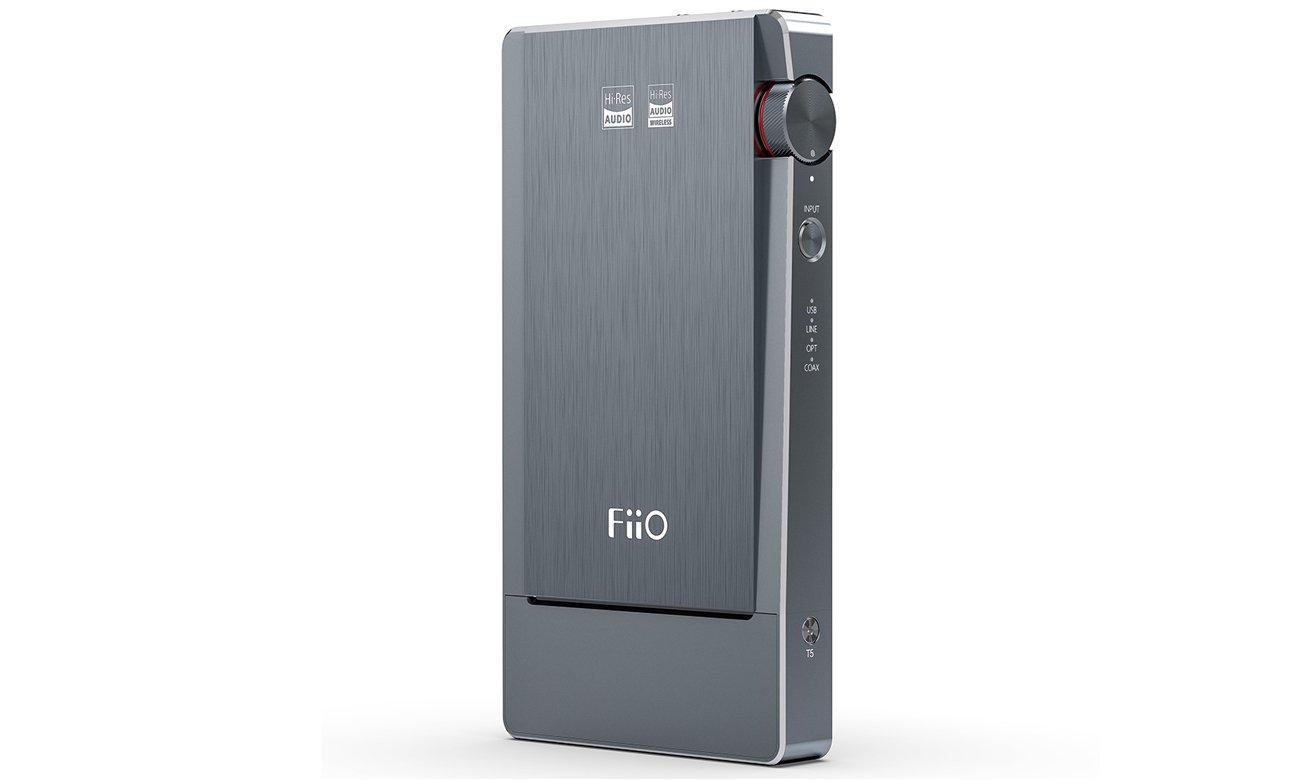 Wzmacniacz słuchawkowy i natywny DAC FiiO Q5s