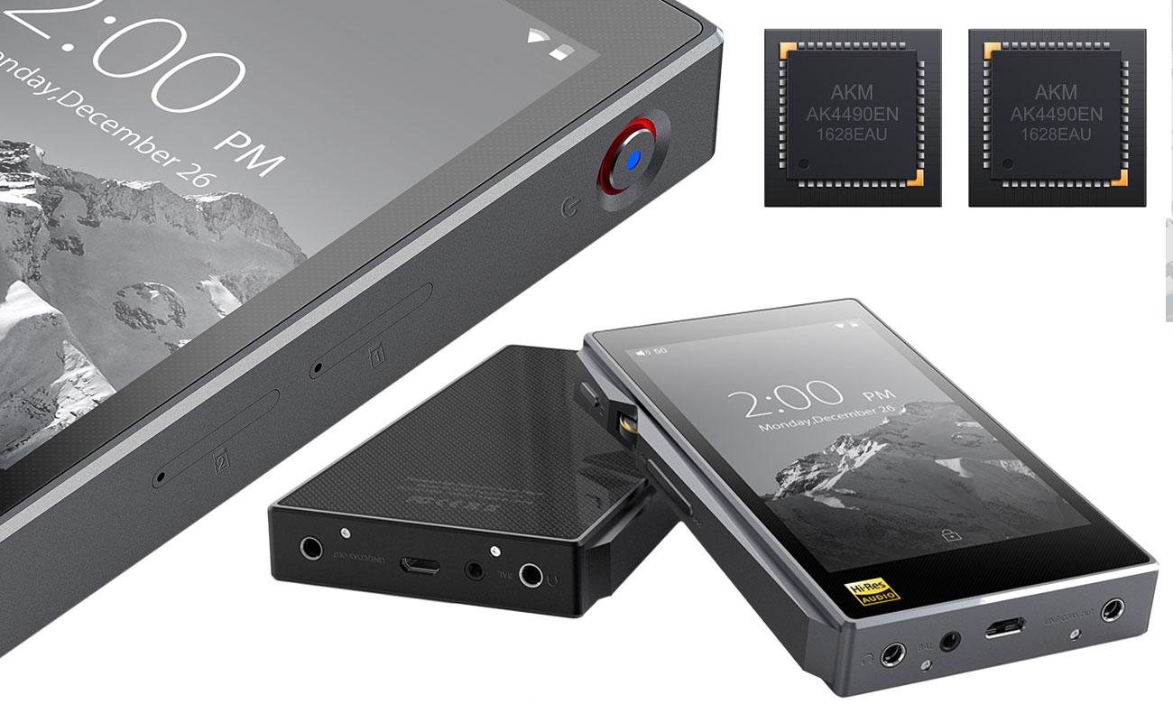 Odtwarzacz z certyfikatem Hi-Res Audio FiiO X5 MKIII