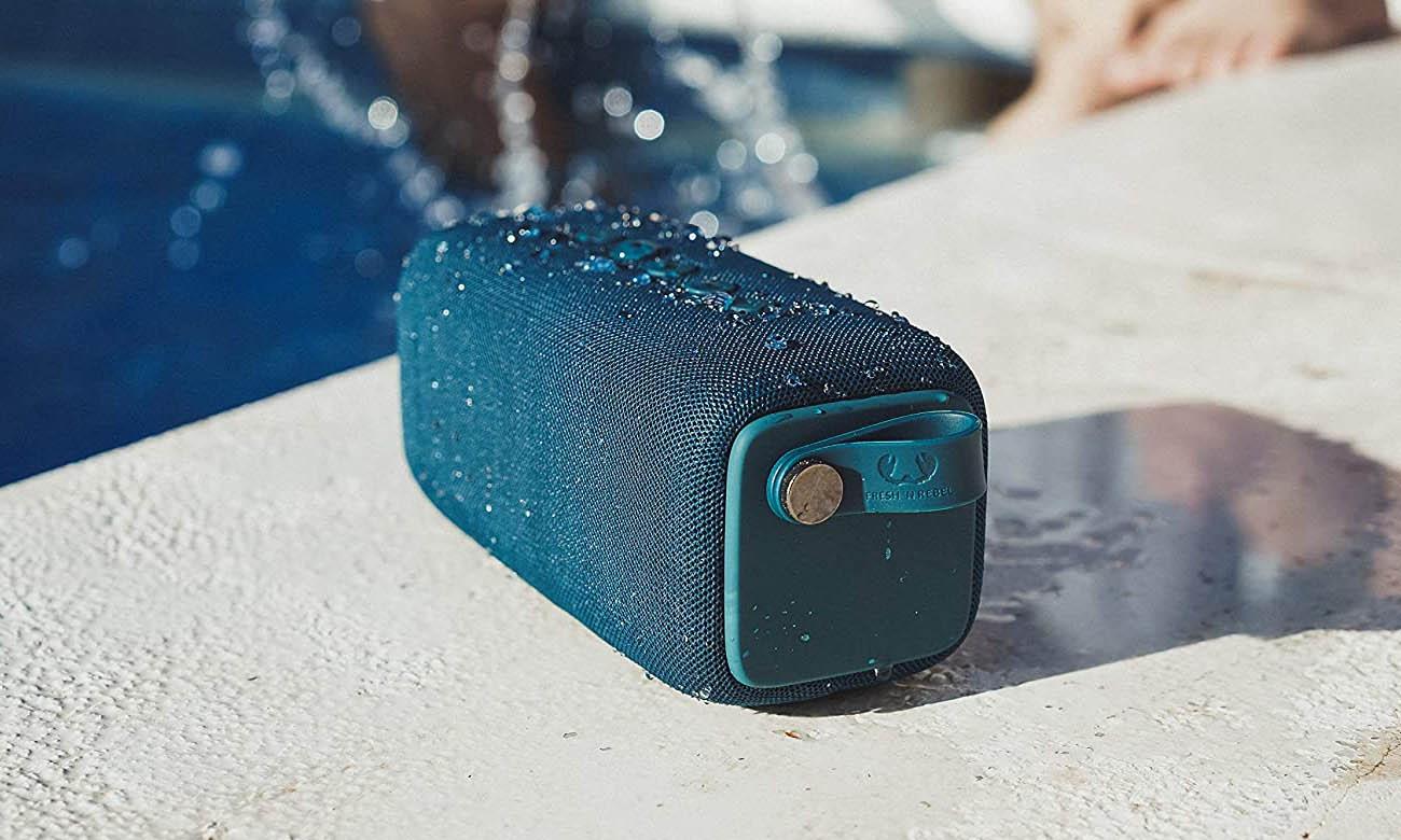 Wodoodporny Głośnik Bluetooth Fresh N Rebel Rockbox Bold M Petrol Blue