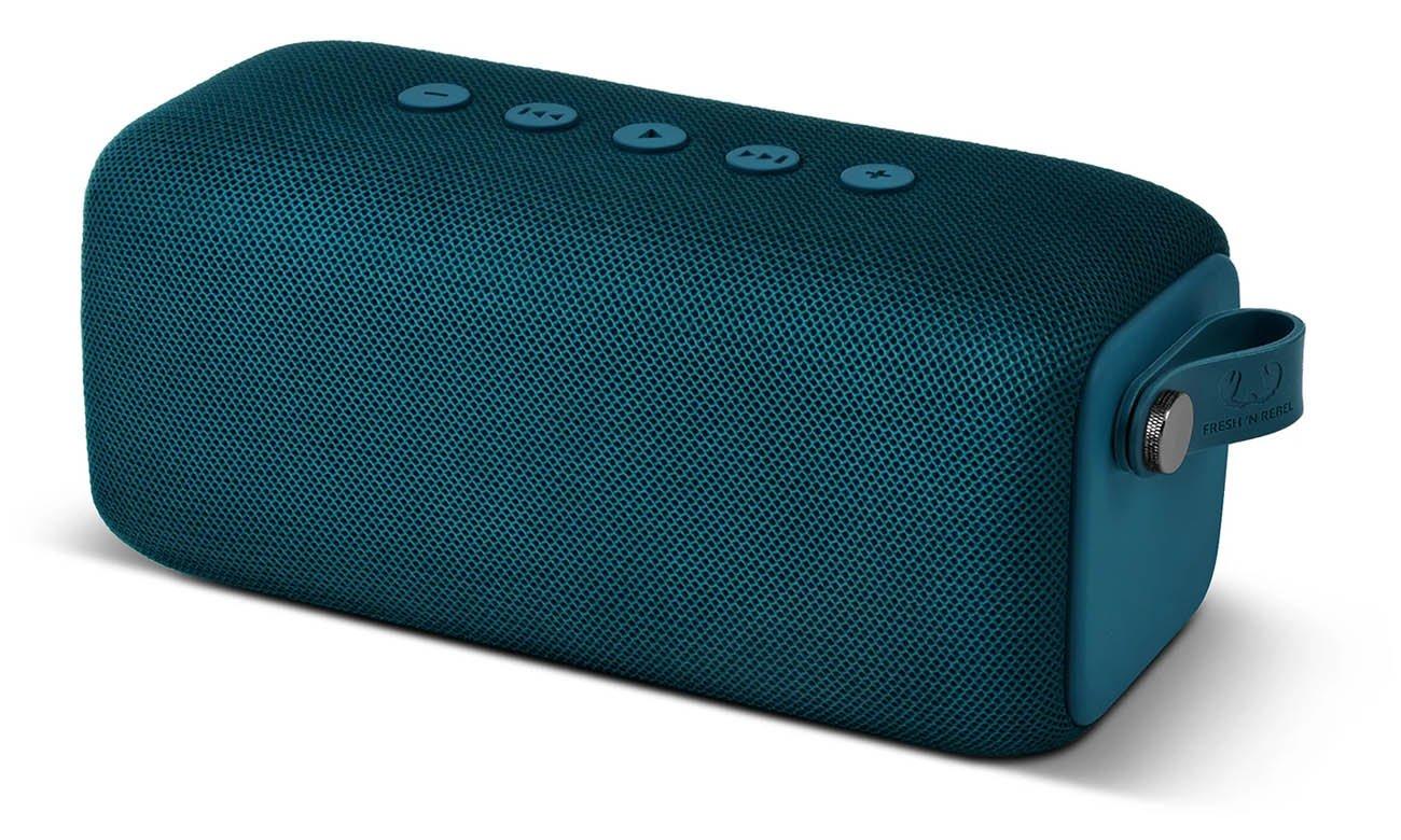 Głośnik Bluetooth Fresh N Rebel Rockbox Bold M Petrol Blue